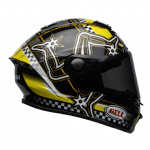 Bell Star Mips Isle of Man Helmet Yellow